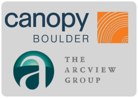 Supported by Canopy Boulder and ArcView Group