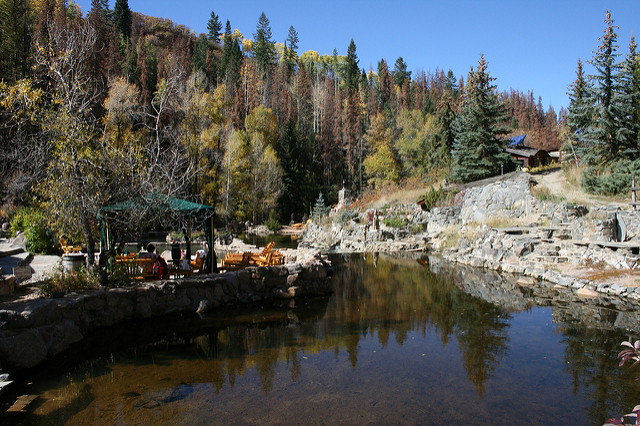 Strawberry Creek Hotsprings