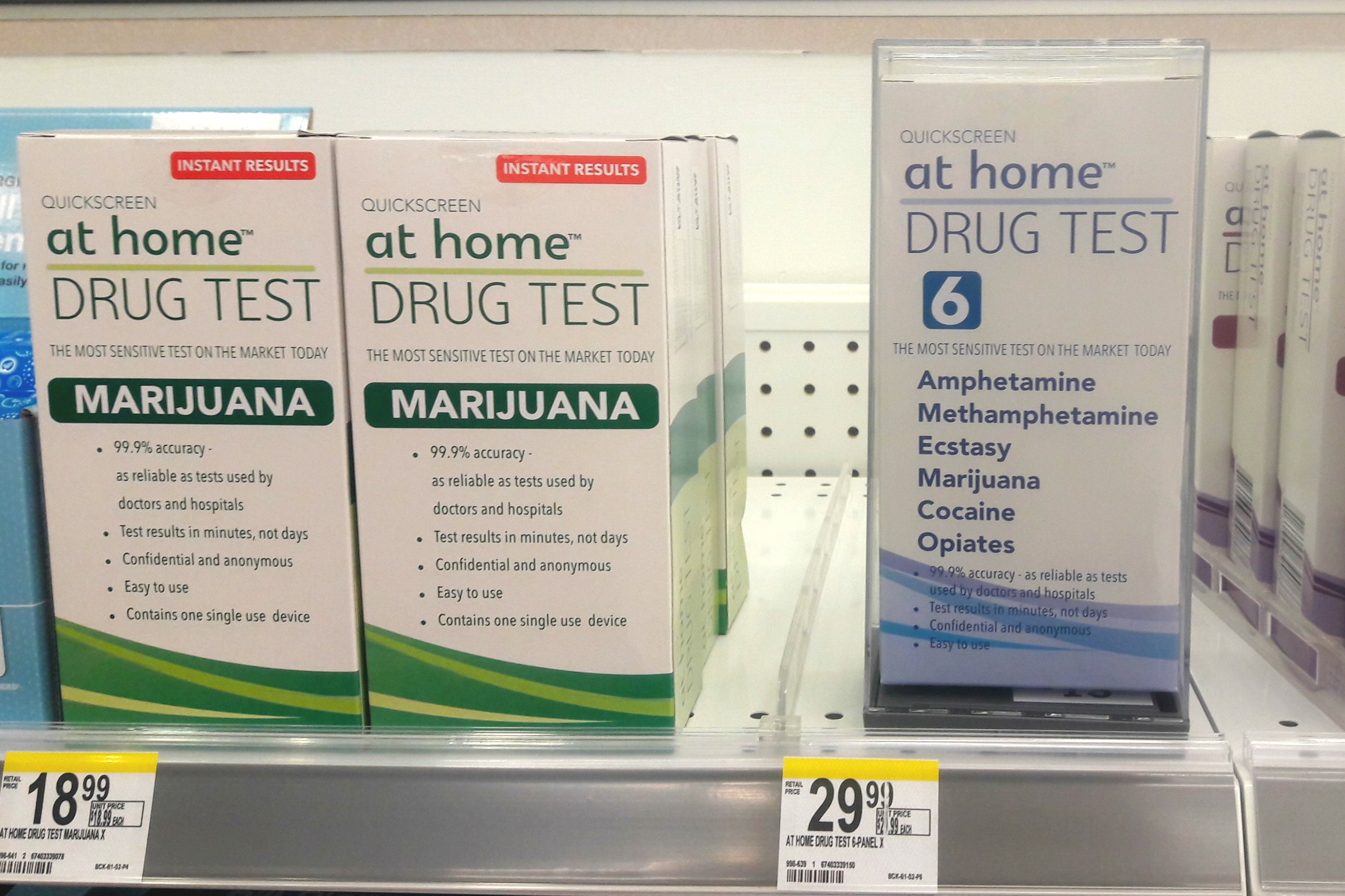 are at home drug tests accurate potguide com