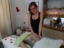 Couples CBD Massage
