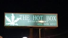 The Hot Box Dispensary