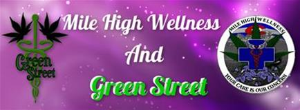 Mile High Wellness - Green Street