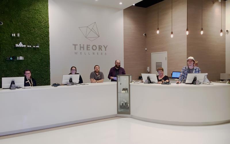 Theory Wellness | Marijuana Dispensary in Bridgewater