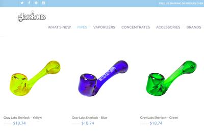 The Awesome Evolution of Online Head Shops