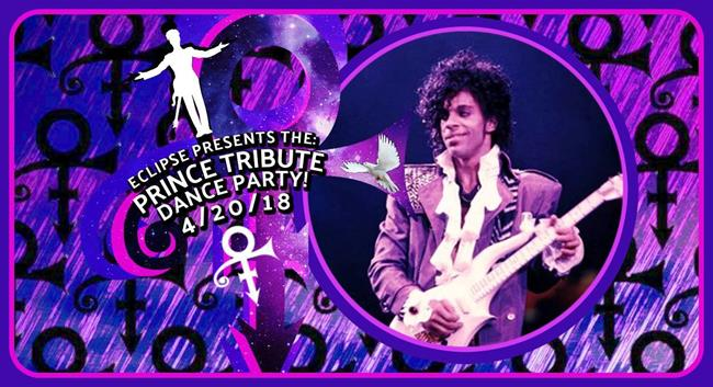 The Prince Tribute Dance Party!