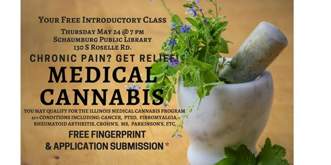 Your Medical Cannabis Class - May 24