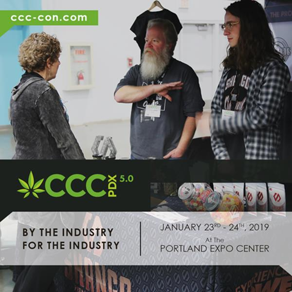 CCC PDX 5.0 - 5th Annual Cannabis Collaborative Conference