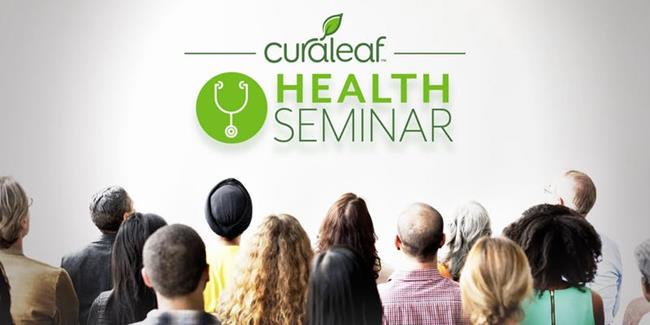 Medical Cannabis Curaleaf New Product/Delivery Seminar