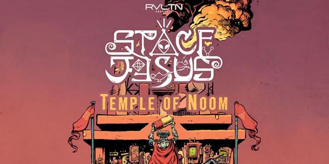 Space Jesus: Temple of Noom Tour