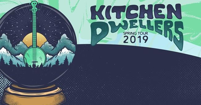 Kitchen Dwellers, Tenth Mountain Division, Armchair Boogie - Martyrs'