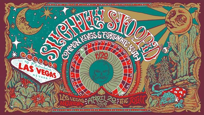 Slightly Stoopid: 420 at The Joint