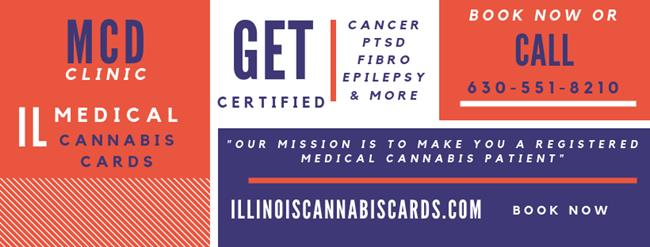 Medical Cannabis Card - Certification 4/16