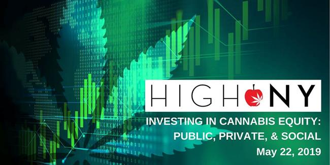 High NY: Investing in Cannabis Equity - Public, Private & Social