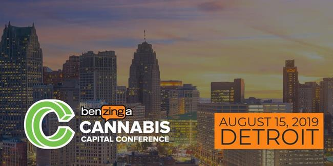 Cannabis Capital Conference - Detroit