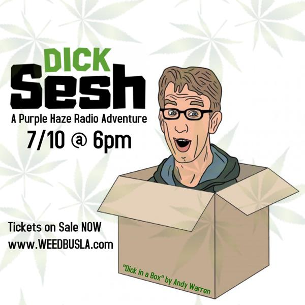 Dick Sesh with Andy Dick