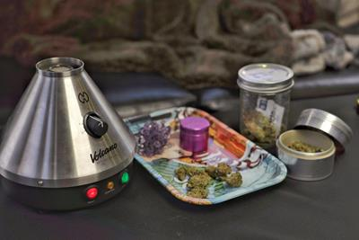 The Best Desktop Cannabis Vaporizers on the Market