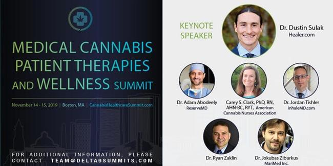 Medical Cannabis Patient Therapies and Wellness Summit