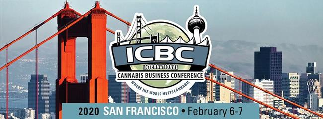 International Cannabis Business Conference - San Francisco 2020