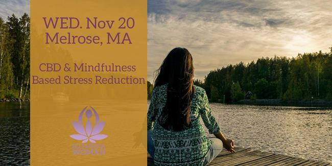 Ellementa Melrose (Boston): CBD & Mindfulness Based Stress Reduction