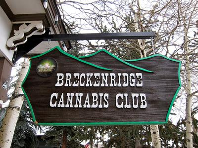 Where's the weed in Breckenridge?