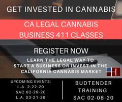 Cannabis 411: The Business of Legal Cannabis (Sacramento)
