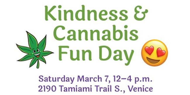 Kindness & Cannabis Fun Day