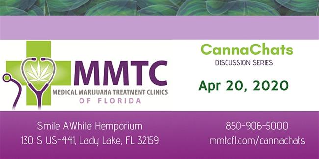 Cannachats with MMTC - Cannabis & Glaucoma