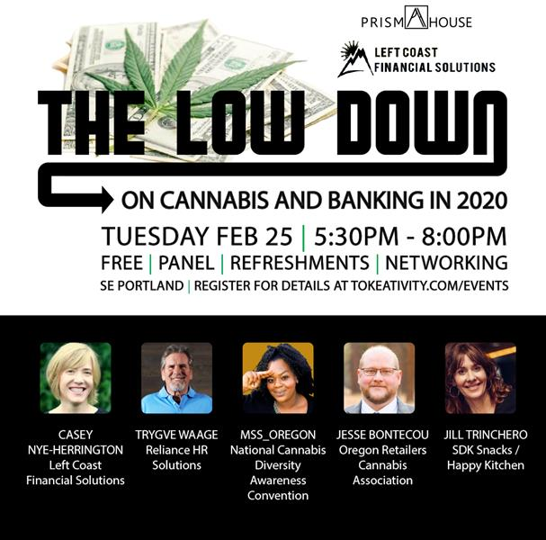 The Low Down On Cannabis and Banking in 2020