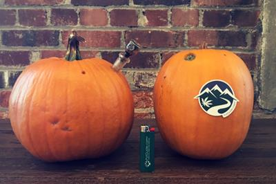 How to Make a Sweet Pumpkin Bong