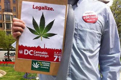 Legal Marijuana: Which State is Next?